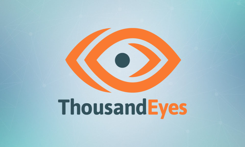Cisco To Acquire ThousandEyes In Reported $1B Deal