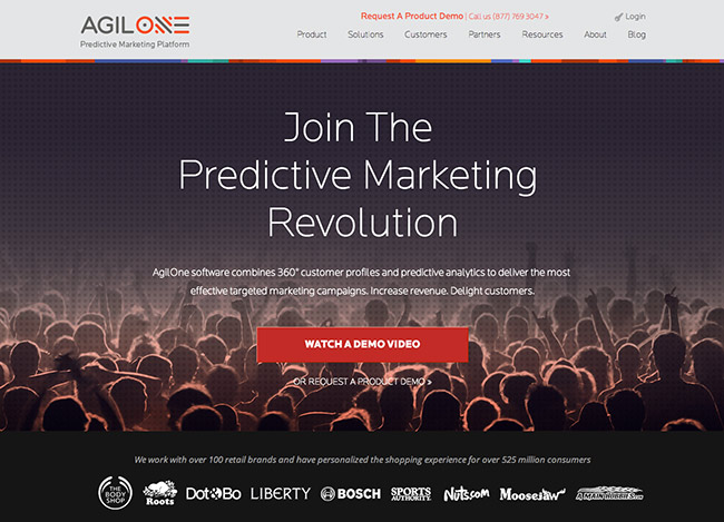 agilone-website