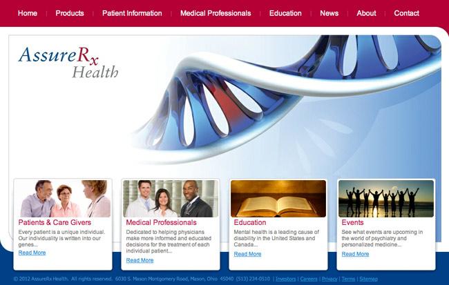 assurex-website