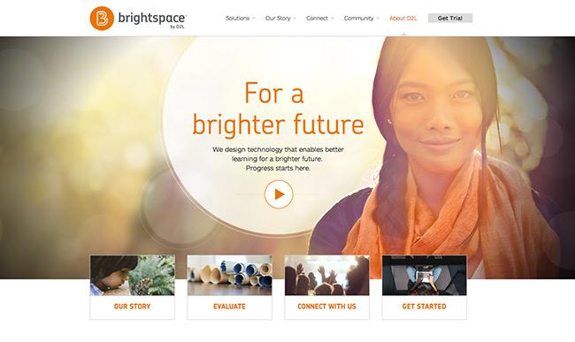 brightspace-website