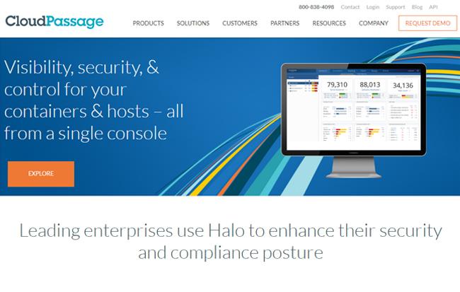 cloudpassage-website