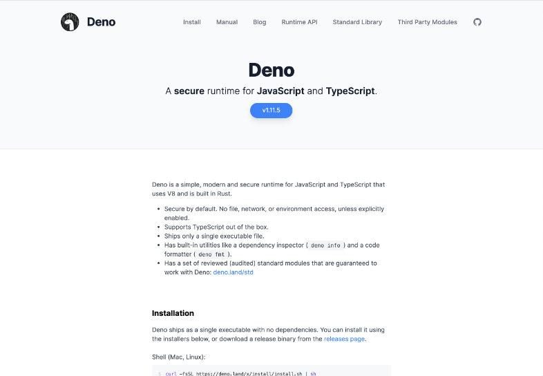 deno-website