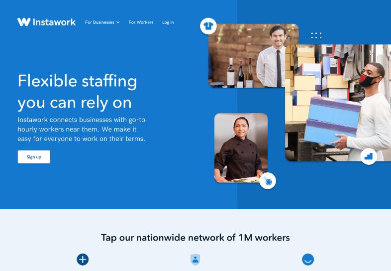 instawork-website