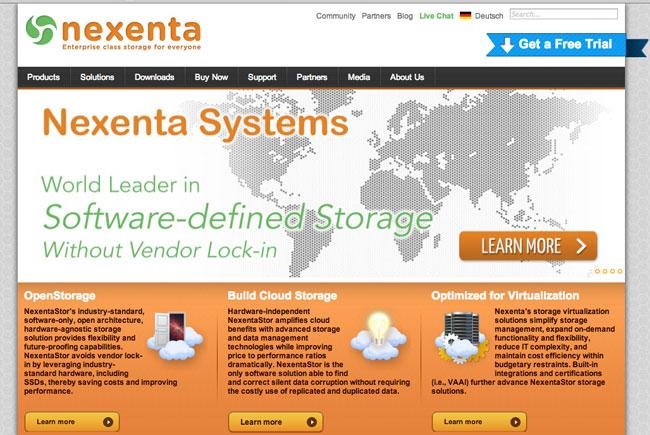 nexenta-website