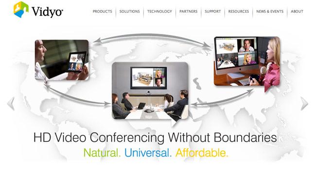vidyo-website